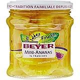 Beyer Mini Ananas au Sirop 16 Tranches 290 g