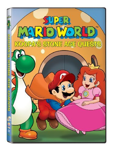 Super Mario World: Koopa's Stone Age Quests by Super Mario Brothers