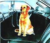 Praktische Autoschondecke, Autoschutzdecke, ideal für den Transport von Tieren aber auch Nutzlasten, H-98105