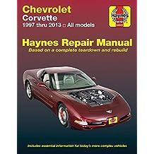Chevrolet Corvette Automotive Repair Manual 2007-13 (Haynes Automotive)