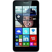 "Microsoft Lumia 640 LTE Single SIM 4G 8GB Black - Smartphones (12.7 cm (5""), 8 GB, 8 MP, Windows Phone, 8.1, Black)"