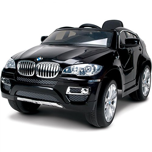 BMW X6 Noire 12v