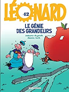 """Afficher """"Léonard n° 42 Le génie des grandeurs"""""""