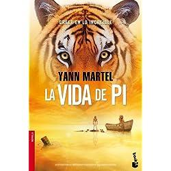 La vida de Pi (Booket Logista) Premio Booker 2002