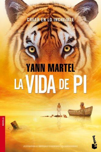 La vida de Pi (Booket Logista) por Yann Martel