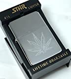 Best Star Lighters - CANNABIS LEAF STAR LIGHTER ENGRAVED FREE Review