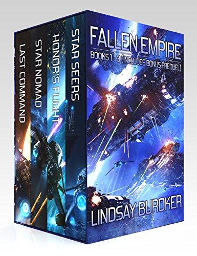 The Fallen Empire Omnibus (Books 1-3 and prequel) (English Edition) - 2 Empire-sammlung