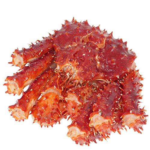 Königskrabbe / King Crab (ganze Krabbe) ca. 1,8 kg gekocht