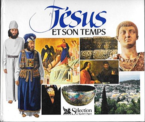 Jsus et son temps. 1992. Cartonnage de l'diteur. 335 pages. 25x22 cm  l'italienne. (Religion, Jsus)
