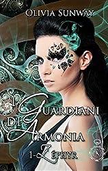 I Guardiani di Armonia : Zéphyr (Italian Edition)