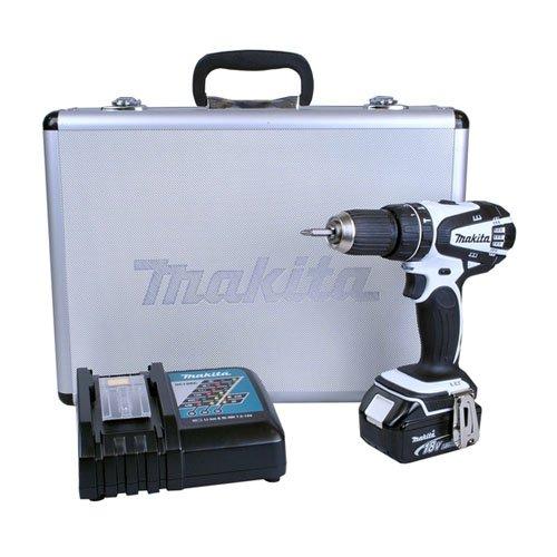 Preisvergleich Produktbild Makita MAKITA DHP456 RMWX 18V Akku-Schlagbohrschrauber 1 x 4,0 AH Set