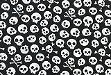 Oddies Stoff Halloween Polycotton Stoff – Kleiner