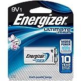 Energizer Ultimate Lithium 9 Volt Battery