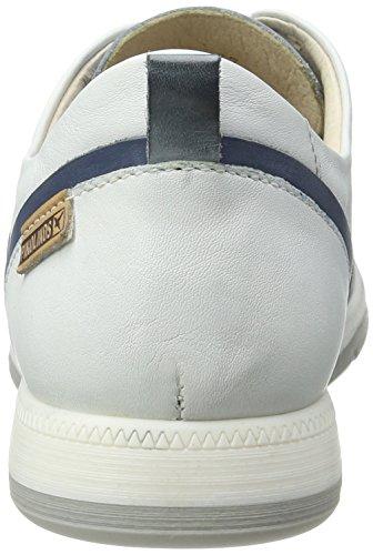 Pikolinos Sevilla W1m_v17, Sneakers Basses Femme Bleu (Denim)