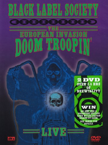 Black Label Society - The european invasion - Doom troopin' live(collector's edition)