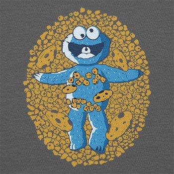 TEXLAB - American Cookie - Herren T-Shirt Grau