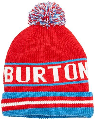 Burton Jungen Trope Beanie Mütze, Process Red, One size