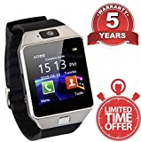 Best Clock Radio For Iphones - Lambent DZ09 Bluetooth SmartWatch with SIM/TF Card Slot Review