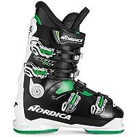 Botas de esquí Nordica, color BIANCO/NERO/VERDE, tamaño 30 1/2
