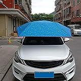 Automatischer Auto-Zeltschirm mit Fernbedienung Faltbarer Anti-UV-Auto beweglicher Carport-Sonnenschutz-Baldachinabdeckung Universal