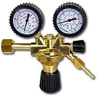 Druckminderer Druckregler Sauerstoff Gasarmatur Argon CO2 MIG MAG Schweißgerät