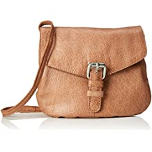 74644029436c7 PIECES Damen Pcabby Leather Party Bag Noos Umhängetasche