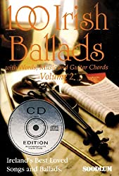 100 Irish Ballads Volume 2 (Book/Cd) Mlc