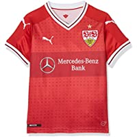Puma Kinder VfB Kids Away Repl.Shirt W.Sponsor Shirt