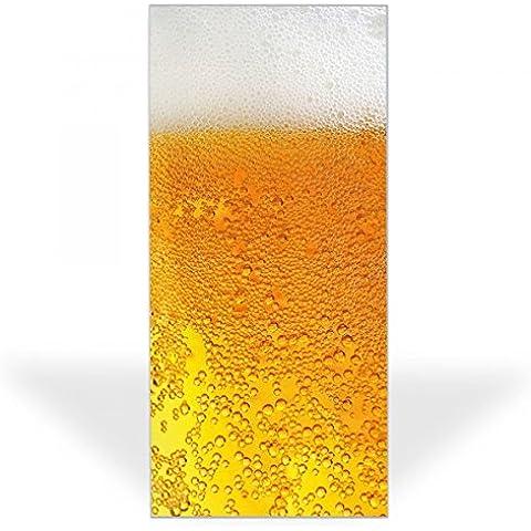 banjado–Disco para cambiar 26x 56cm de Ikea gyllen lámpara lámpara de pared cerveza