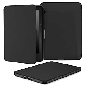 moko etui amazon kindle voyage tui flip ultra mince et. Black Bedroom Furniture Sets. Home Design Ideas