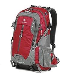 Vanwalk senderismo mochila 40L/70L impermeable ligero Packable Viaje mochila para Unisex