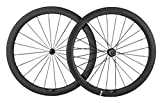 Best Carbon Wheels - Superteam Carbon Bicycle Wheels 50mm Clincher Road Wheels Review