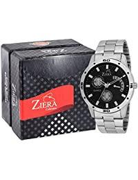 Ziera ZR7002 White DIAL Analog Watch - For Men And Boys