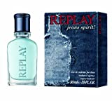 Replay Jeans Spirit! For Him EDTV 30 ml, 1er Pack (1 x 30 ml)