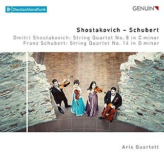 Dmitri Schostakowitsch/Franz Schubert - Streichquartette Op. 110 & D 810