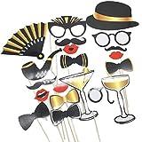 Hemore Dekorations-Ball-Zubehör-Set für Foto-Zubehör, unverzichtbar, 1 Set für die Dekoration von Hochzeiten, Geburtstag, Party, Abendveranstaltungen
