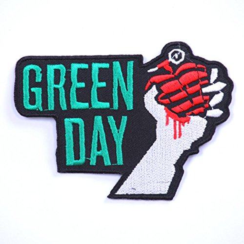 toppa Green Day Toppa toppa patch toppa termoadesiva