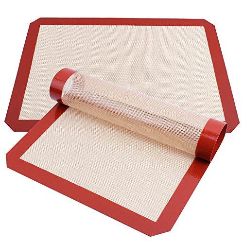 wolecok-tapis-de-cuisson-en-silicone-antiadhesif-lot-de-2-sacs-a-four-cookie-feuilles-tapis-a-patiss
