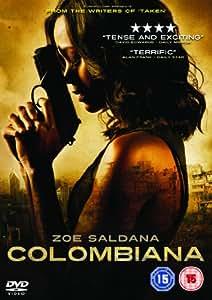 Zoe Saldana Colombiana Boots Colombiana [DVD]: Amaz...