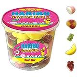 Haribo Maxibox Fav Azúcar Surtido de Caramelos de Goma - 600 gr