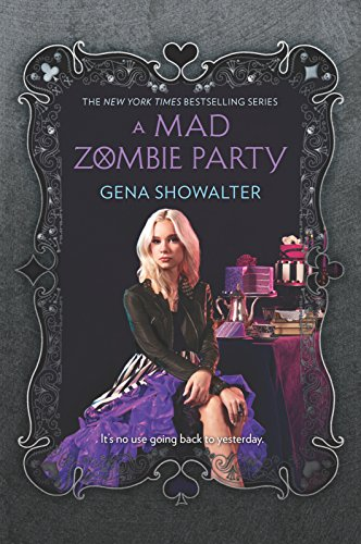 A Mad Zombie Party Cover Image