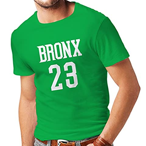 T-shirt pour hommes Bronx 23 - Mode style rue (X-Large