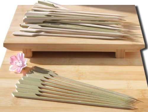 cocktail-cooking-paddle-skewer-bamboo-18cm-x-100-japanese-style