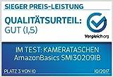 AmazonBasics Digital-Spiegelreflex-Kameratasche - 9