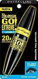 Maybelline New York Colossal Go Extreme Máscara de Pestañas, Tono: Intense Black - 9.5 ml
