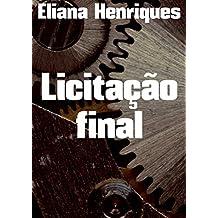 Licitação final  (Portuguese Edition)