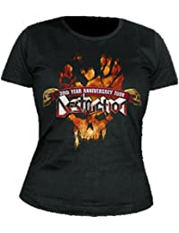 Destruction - 30 Years Of Metal Girlie Shirt