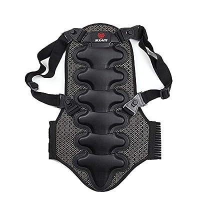 Candyboom Ski Downhill Sports Protective Gear Rückenprotektor Abnehmbare Passform Menschlicher Körper Ridge Movable Shell Protector