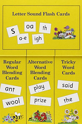 Jolly Phonics Cards Cover Image