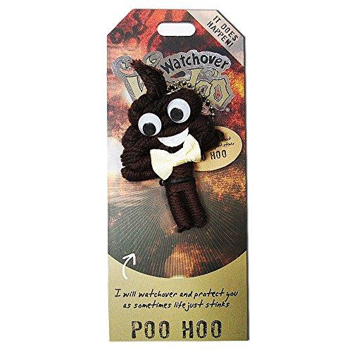 Watchover Poo Hoo Voodoo Puppe 10801–0144